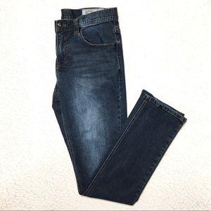 EMPYRE - Skeletor Skinny Dark Wash Jeans 32 x 31